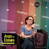 Logo Sandra Russo interactúa con les oyentes