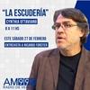 Logo Ricardo Forster con Cynthia Ottaviano en #LaEscudería