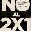 Logo No al 2X1