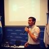 Logo Juan Pablo Luna y el mundo Emprendedor en Chubut en Buena Fortuna.