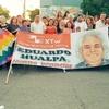 Logo Eduardo Hualpa explica para que se conformó el Partido Municipal POR TRELEW