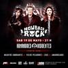 Logo Amarrocados los invita al III Nowback Rock en Radio Nacional Rock.