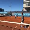 Logo ¿Peligra la continuidad del Tenis en Racing?