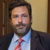 Logo El abogado Maximiliano Rusconi, en #CaballeroDeDía