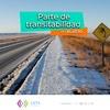 Logo #Informe LU14 #ParteDeTransitabilidad de las rutas en Santa Cruz.