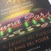 """Logo Guido Carelli Lynch sobre su libro """"Luna Park El estadio del pueblo, el ring del poder"""""""