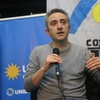 """Logo Andrés """"Cuervo"""" Larroque en diálogo con Roberto Navarro por El Destape Radio"""