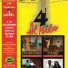 "Logo Gabina Ghiano: Muestra Anual Teatral ""4 al hilo"""