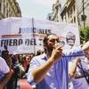 """Logo Gabriel Galeano, delegado judicial del Fuero del Trabajo: """"El debate hoy es FMI o Patria"""""""