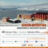 Logo Sentir Antártida ... conociendo el continente blanco.