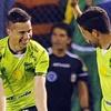 Logo Gol de Agustín Bouzat frente a Lanus y triunfo del Halcon - Relato Raul Bieber - FM La Barriada