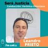 Logo Entrevista a Leandro Prieto, de la Asociacion Judicial Bonaerense