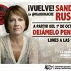 Logo Sandra Russo - Dejamelo pensar 10/12/2018