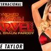 Logo #FAN Entrevista a Kenzie Taylor, la Capitana Marvel de la nueva porno parodia de Axel Braun