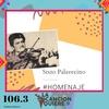 Logo Homenaje a Sixto Palavecino - La cancion quiere 2/5/20