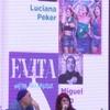 Logo Luciana Peker y Miguel Rep presentan sus libros.