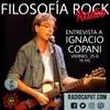 """Logo Ignacio Copani """"No es para enfrentarse conmigo, es para que nadie se anime a tocarles el sponsor"""""""