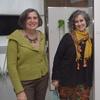 Logo La joyera y gestora Laura Giusti co organizadora de la III Bienal de Joyería  pasó por El Refugio
