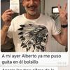 """Logo Cristian:""""Jugué al 769, el Nro d la patente del auto de Alberto y gané"""""""
