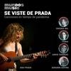 """Logo """"MUNDOS MUSIC SE VISTE DE PRADA"""" ANA, NOS RECIBE A LA DISTANCIA DESDE URUGUAY - 07 01 2021"""