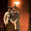 """Logo """"Sherlock Holmes. el sabueso de los Baskerville"""" en A Puro Teatro"""