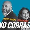 Logo Luciano Scatolini en FM 97 UNE con Gabriel Morini y Celina Harry