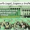 Logo Entrevista a Agustina Vidales Agüero de la Campaña por el derecho al aborto legal seguro y gratuito