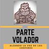 Logo Parte Volador: Alzando la voz de las trabajadoras y trabajadores del transporte - La Voz del Obrero