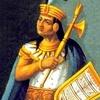 """Logo """"Atahualpa el último emperador Inca"""""""
