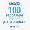 Logo Programa Nº100 de @estadojovenupcn por www.larz.com.ar