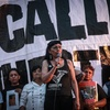Logo Marcha contra el #GatilloFacil @CORREPI @llevalopuesto