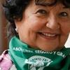 """Logo Dora Barrancos: """"La legalización del aborto en Argentina significará un salto cuántico"""""""