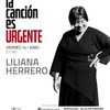 """Logo Victor Hugo invita a """"La Canción es Urgente: Liliana Herrero"""""""