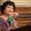 Logo Dora Barrancos y una mirada en clave feminista de lo que dejó la asunción de Alberto Fernandez