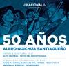 Logo Héctor Larrea entrevista a Aideé Palavecino por 50 años de Alero Quichua