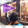 Logo Zoraida la reina del Abasto recomendada por Vicente Muleiro y Silvia Schujer en Via Libro AM530