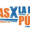 """Logo Valeria Llobet. Integrante de """" Familias por la Escuela Publica"""""""