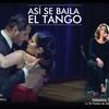 "Logo Laura Falcoff  ""Asi se baila el tango"""