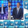 Logo Tinelli, el día después: políticos, TV y Twitter