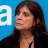 Logo Teresa García, ministra de gobierno bonaerense, en #CaballeroDeDía