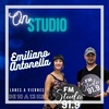 Logo Studio 91.9 - On Studio - Carlos Mellano / Pte. de la Asociacion Empresaria Hoteleros-Gastronomicos