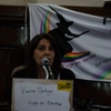 Logo #LaColumnadeLasBrujas por Vanina Cortijo en Ruano al Mediododía. #5ParlamentodeMujeres