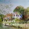 Logo VISUALES A LA RADIO • Gladys D´Alonzo