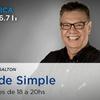Logo Ricardo Saltón presenta a Sisa en Así de Simple
