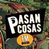 Logo Pasan Cosas - Entrevista con Adriana Funaro