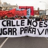 """Logo  """"Ya hay tres generaciones de situación de calle en la Argentina""""- Horacio Ávila de Proyecto 7"""