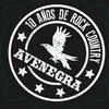 Logo Federal ROck Cerramos el programa con Ave Negra de San Luis