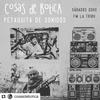 Logo Leandro Ba presenta su nuevo EP Une / Participación en Cosas de Botica FM La Tribu