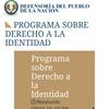 Logo Tráfico de Bebés y Derecho a la Identidad en Argentina