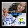 Logo Rosana de Giuseppe con Alberto Lettieri en #LaHoraDeAlberto, 13/11/2019